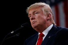 Donald Trump répond à l'actrice X qui l'accuse de comportement déplacé