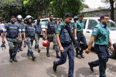 Fin de la prise d'otages au Bangladesh, au moins 20 morts