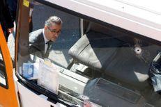 Frayeur à Barcelone: un Suédois fonçait avec un camion de gaz volé