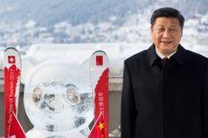 Le président chinois Xi Jinping, chantre d'une mondialisation équilibrée