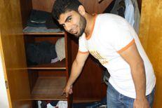 Muhannad, réfugié syrien, trouve 150.000€ et les remet aux autorités