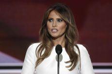 Pourquoi le site de Melania Trump a été supprimé?