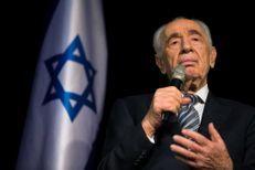 "Shimon Peres ""entre la vie et la mort"""