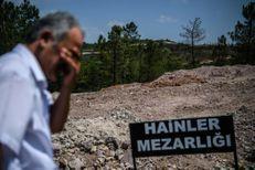 """Un """"cimetière des traîtres"""" à Istanbul"""