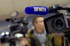 """Accusée par Le Pen de """"bienveillance"""" envers Macron, BFMTV publie ses temps de parole"""