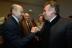 Alain Juppé au secours de François Bayrou