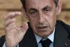 """Saint-Etienne-du-Rouvray: Sarkozy appelle à être """"impitoyable"""""""
