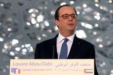 Hollande, président jusqu'au bout