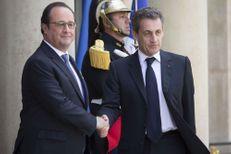 Hollande consulte les chefs de partis pour préparer l'après Brexit