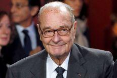 """Jacques Chirac : 83% des Français ont un """"bon souvenir"""" des ses mandats présidentiels"""