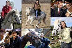 Le cheval, la plus noble conquête des politiques