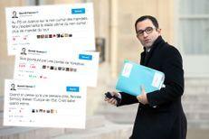 """Quand Benoît Hamon était le """"Monsieur Petites Blagues"""" de Twitter"""