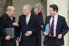 Les ministres VRP du Président