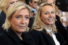 Marine et Marion : crispation chez les Le Pen