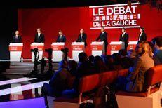 Primaire de la gauche : le deuxième débat moins suivi que le premier