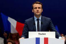 Sondage présidentielle : Emmanuel Macron stoppe l'hémorragie