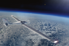 SolarStratos: un avion électrique dans l'espace