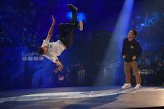 Les rois du breakdance font le show au Japon