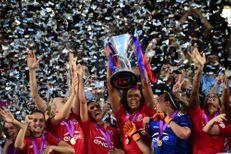 Lyon, capitale du football féminin