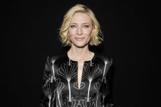 Cate Blanchett, mère et actrice