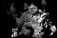 Les derniers feux de Rosetta