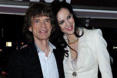 Mick Jagger rend hommage à L'Wren Scott, sa compagne décédée