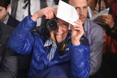 Le légendaire photographe Bill Cunningham est mort