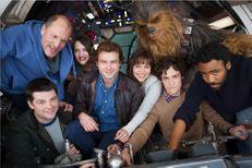Découvrez la nouvelle bande de Han Solo