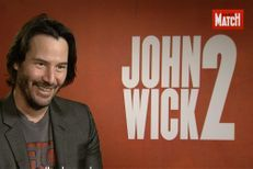 "Keanu Reeves : ""John Wick est anti-establishment"""