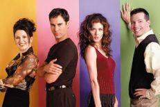 """Après 11 ans d'absence, la série """"Will et Grace"""" est de retour"""