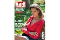 Karine Le Marchand désarme les politiques