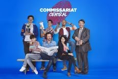 "M6 nous embarque au ""Commissariat central"""