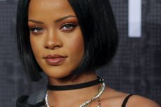 "Rihanna pose ses valises au ""Bates Motel"""