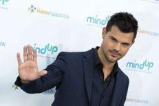 """Taylor Lautner: le loup-garou de """"Twilight"""" recruté dans une série"""