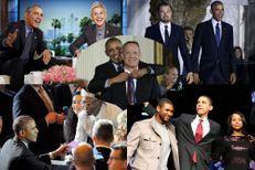 Ces célébrités à qui Barack Obama va manquer