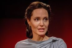 Angelina Jolie, professeure à la London School of Economics
