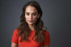 Après Angelina Jolie, Alicia Vikander devient Lara Croft au cinéma