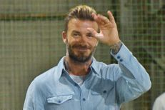 David Beckham affiche son fils Brooklyn sur Instagram