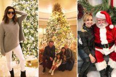 Eva Longoria, Laeticia Hallyday… Les stars préparent Noël
