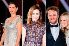 Festival du film de Marrakech : Défilé de stars