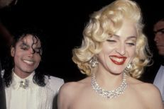 Madonna, le jour où elle a embrassé Michael Jackson