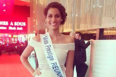 Cécile Bègue :  Miss Réunion élue Miss Prestige National