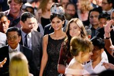 Miss Univers 2016 : La course a commencé