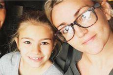 Pour la nièce de Britney Spears, la vie reprend son cours