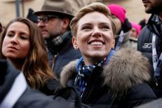 Scarlett Johansson : son discours émouvant à la Women's March