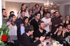 Camille Combal : dîner privé avec ses fans