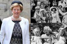 Anne-Marie de Danemark, l'ex-reine de Grèce, a 70 ans