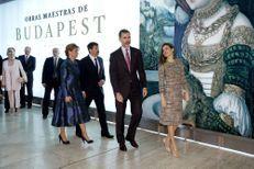 Letizia à la découverte des trésors hongrois