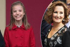 Sofia s'offre une sortie incognito avec sa grand-mère Paloma