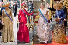 Royal Style – Maxima, ses looks de reine au Prinsjesdag
